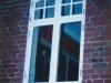 4-luft flaggafönster med valv och lösa spröjs