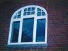 6-luft flaggafönster med valv och lösa spröjs