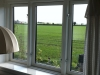 Invändig fönster, vit