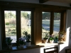 Invändig fönster av ek